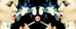 Disadvantages of Electronic Cigarettes use