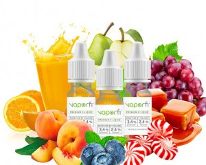 Vape juice flavors list – fully enjoy the different tastes!